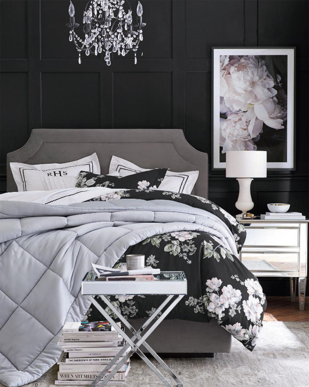 Floral Quilt Bedding