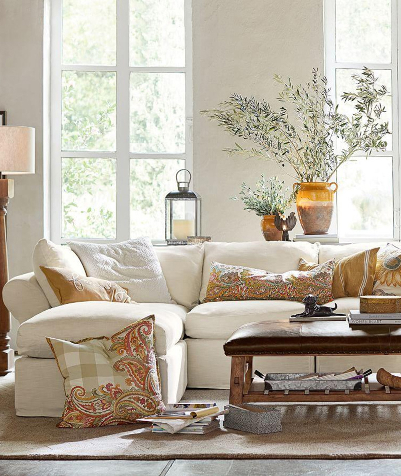 Relaxed Rustic Decorating