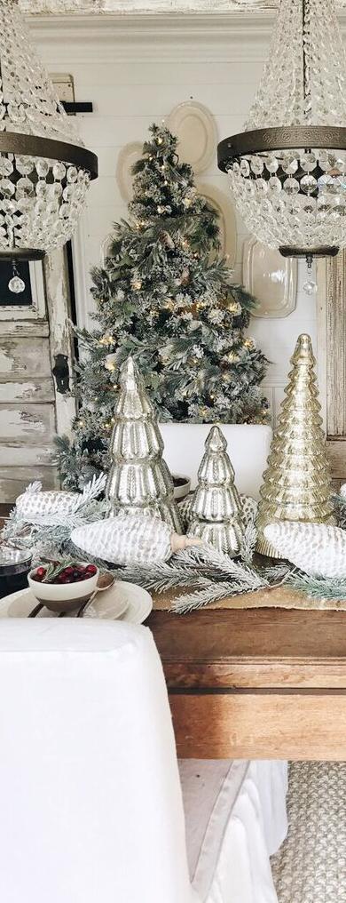 Rustic Christmas Decorating Ideas