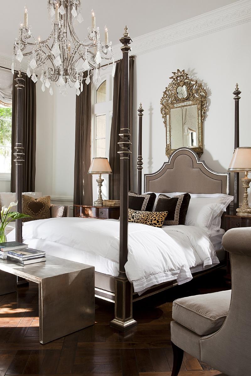 Ebanista Glamorous Master Bedroom