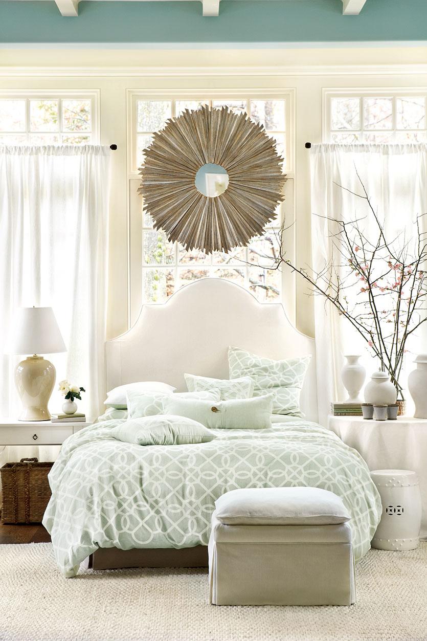 Green Bedroom Ideas   Suzanne Kasler