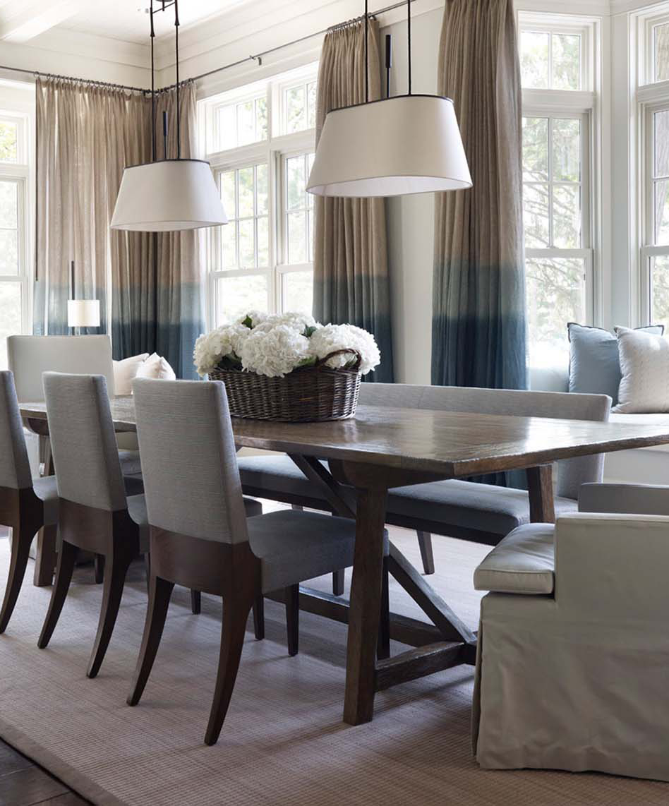 Neutral Dining Room Design Ideas
