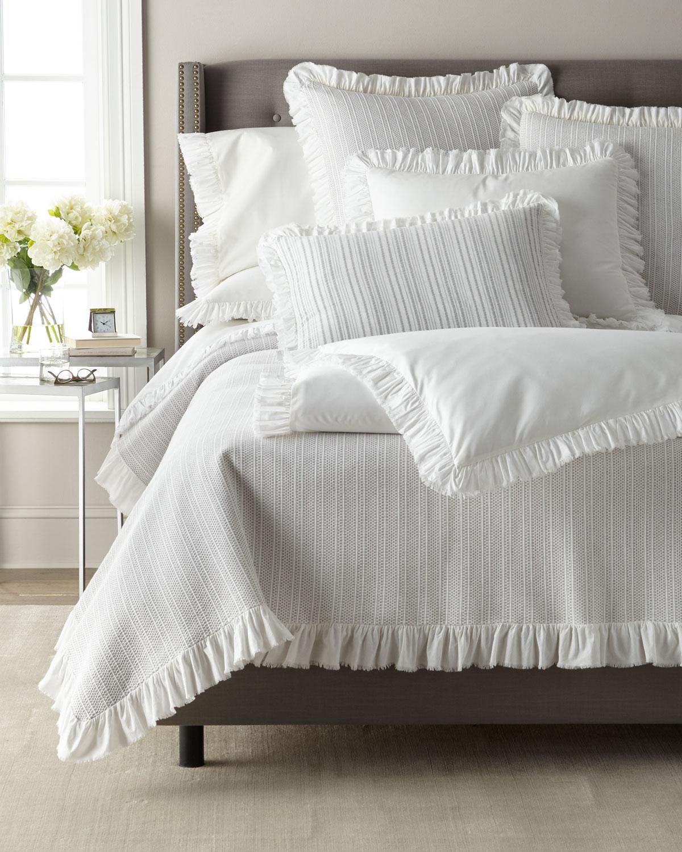 Pine Cone Hill Luxury White Bedding