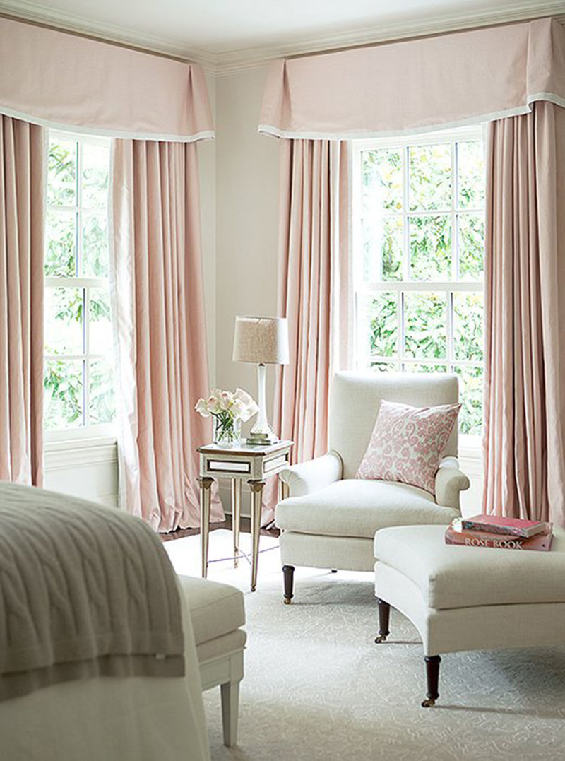 Suzanne Kasler Feminine Bedrooms