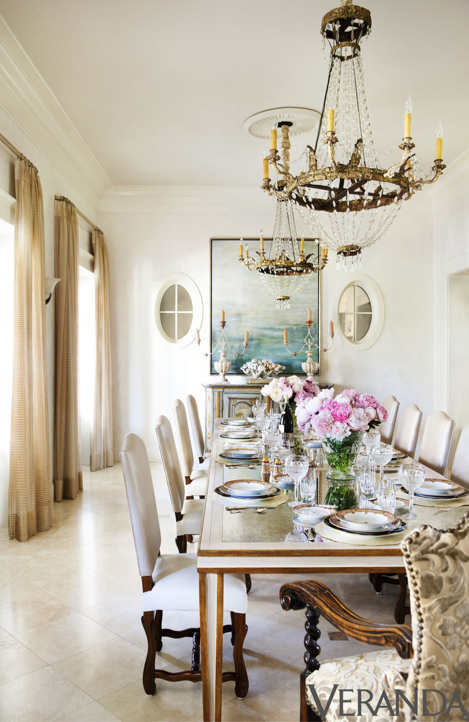 Celebrity Dining Rooms