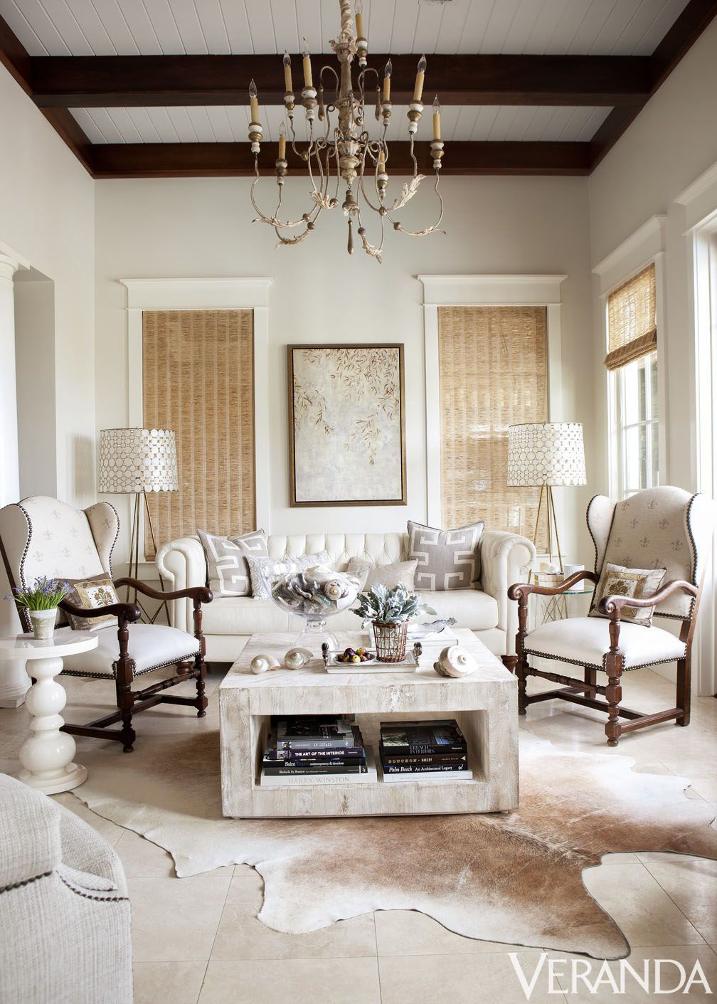 Emeril Lagasse Glamorous Living Room