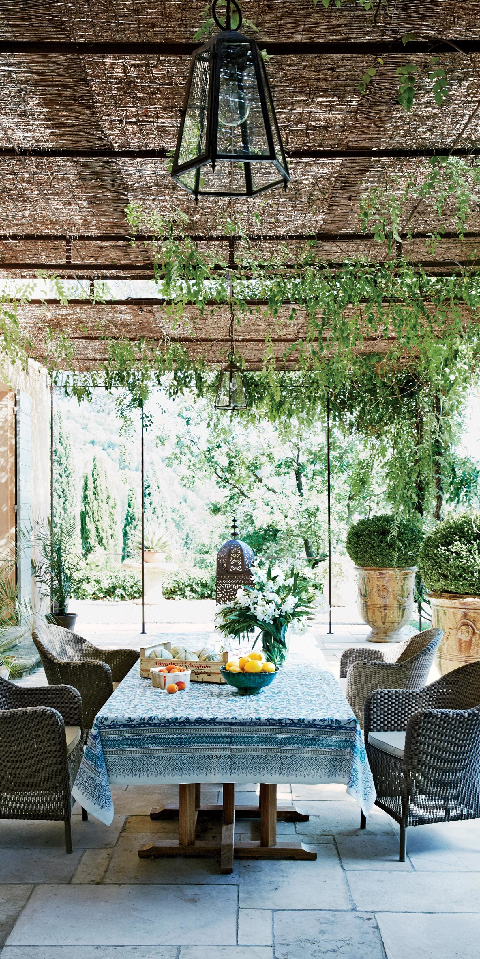 Celebrity Outdoor Spaces
