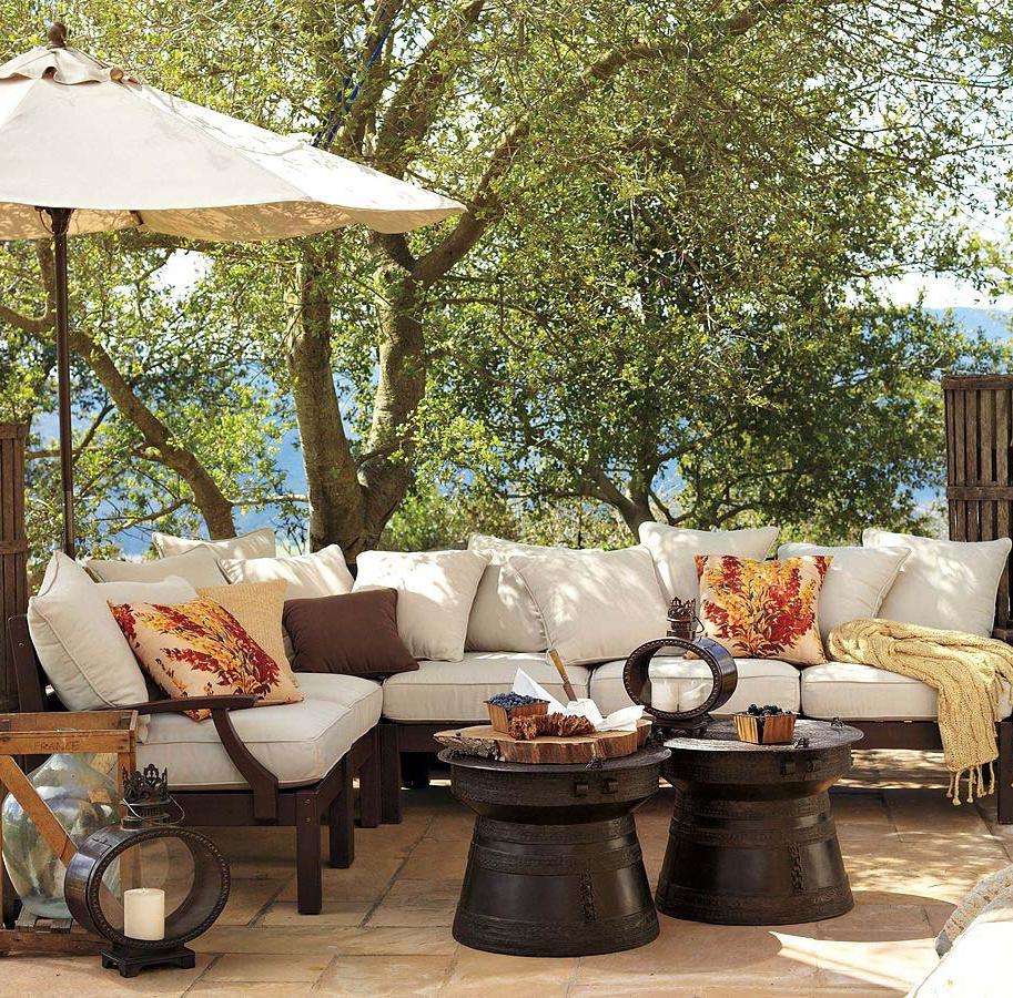 Comfortable Outdoor Furniture