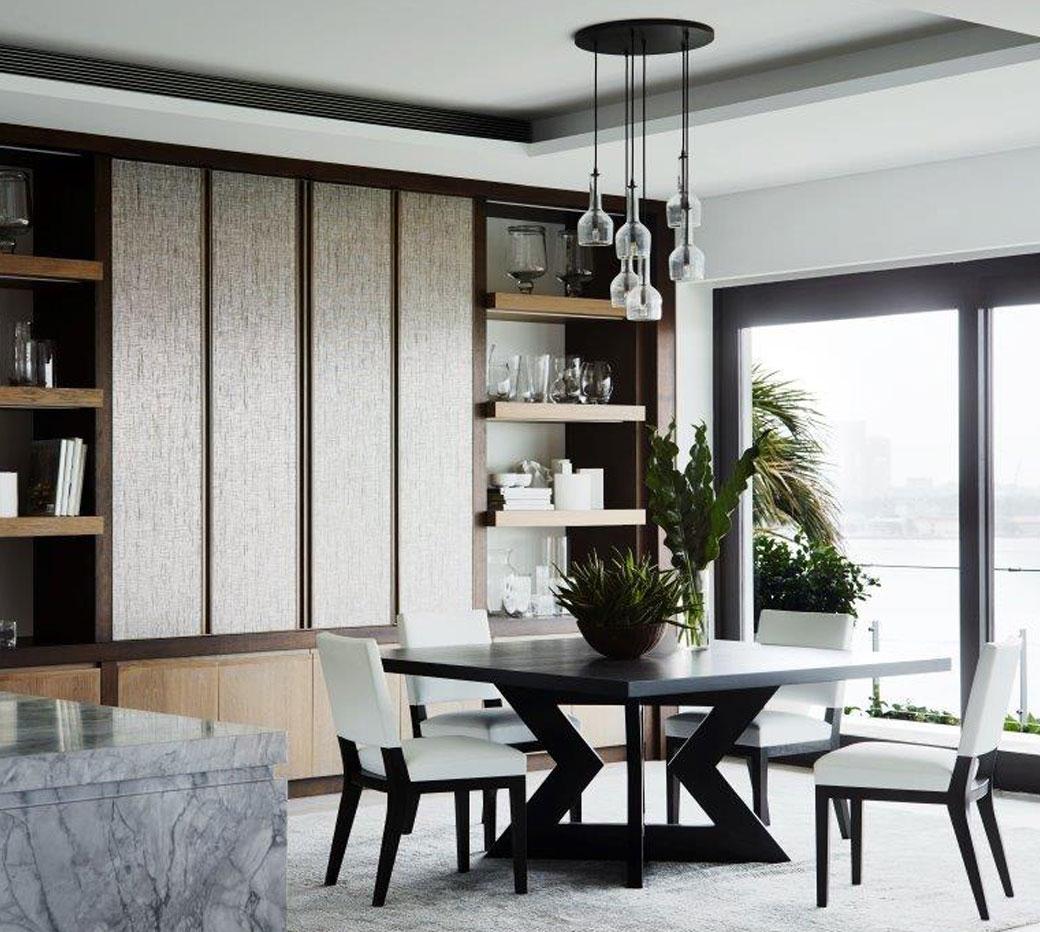 Designer Dining Room
