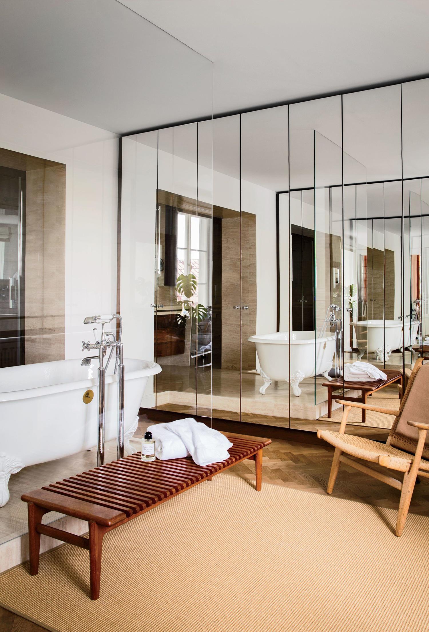 Modern Master Bathroom Design Ideas