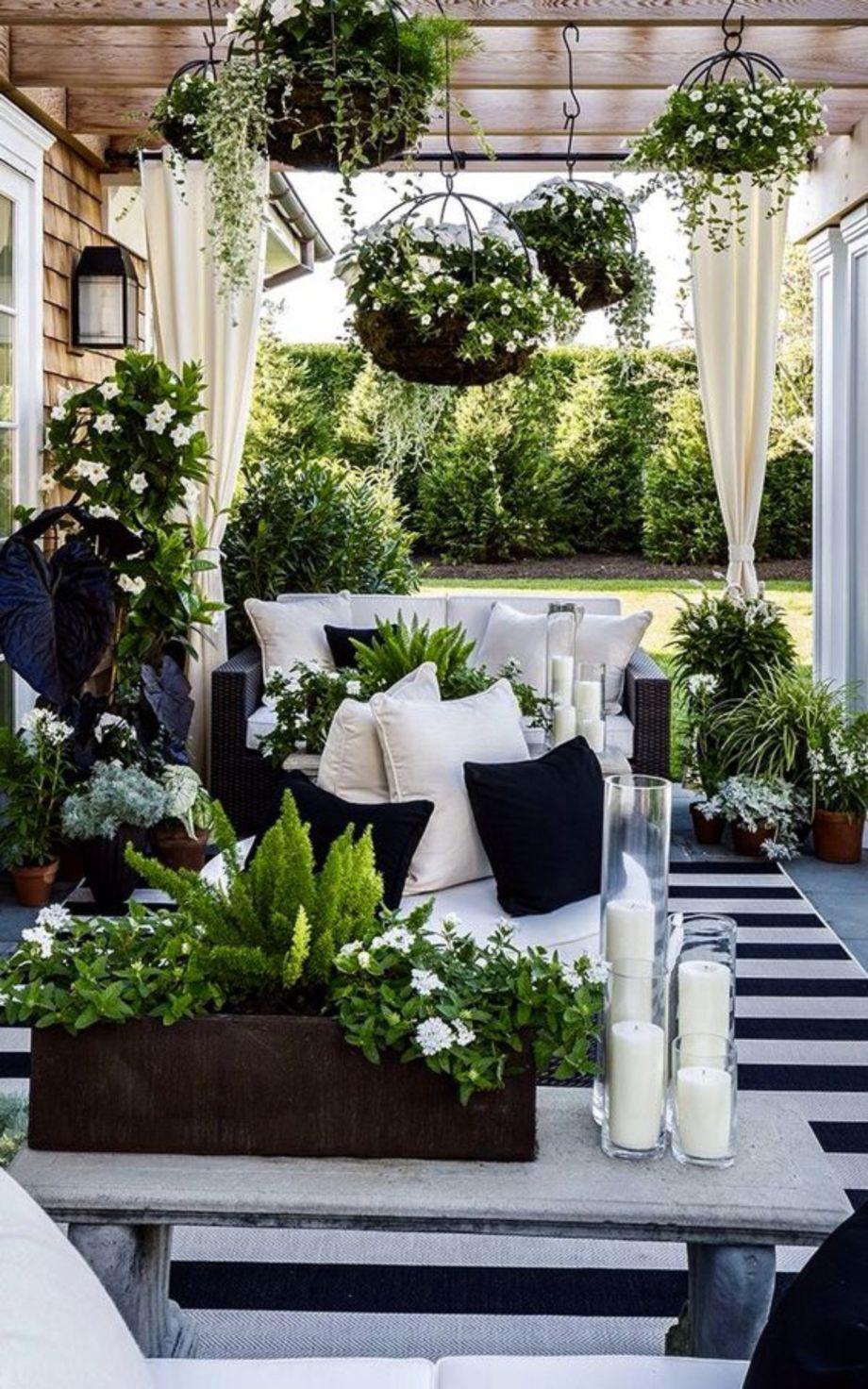 Outdoor Balcony Garden