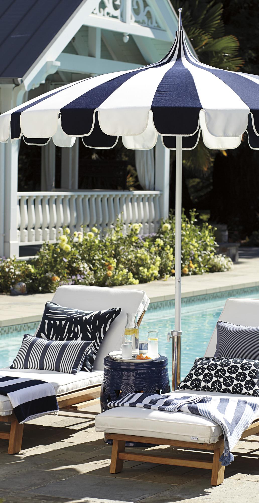 Pool Lounge Chair Ideas