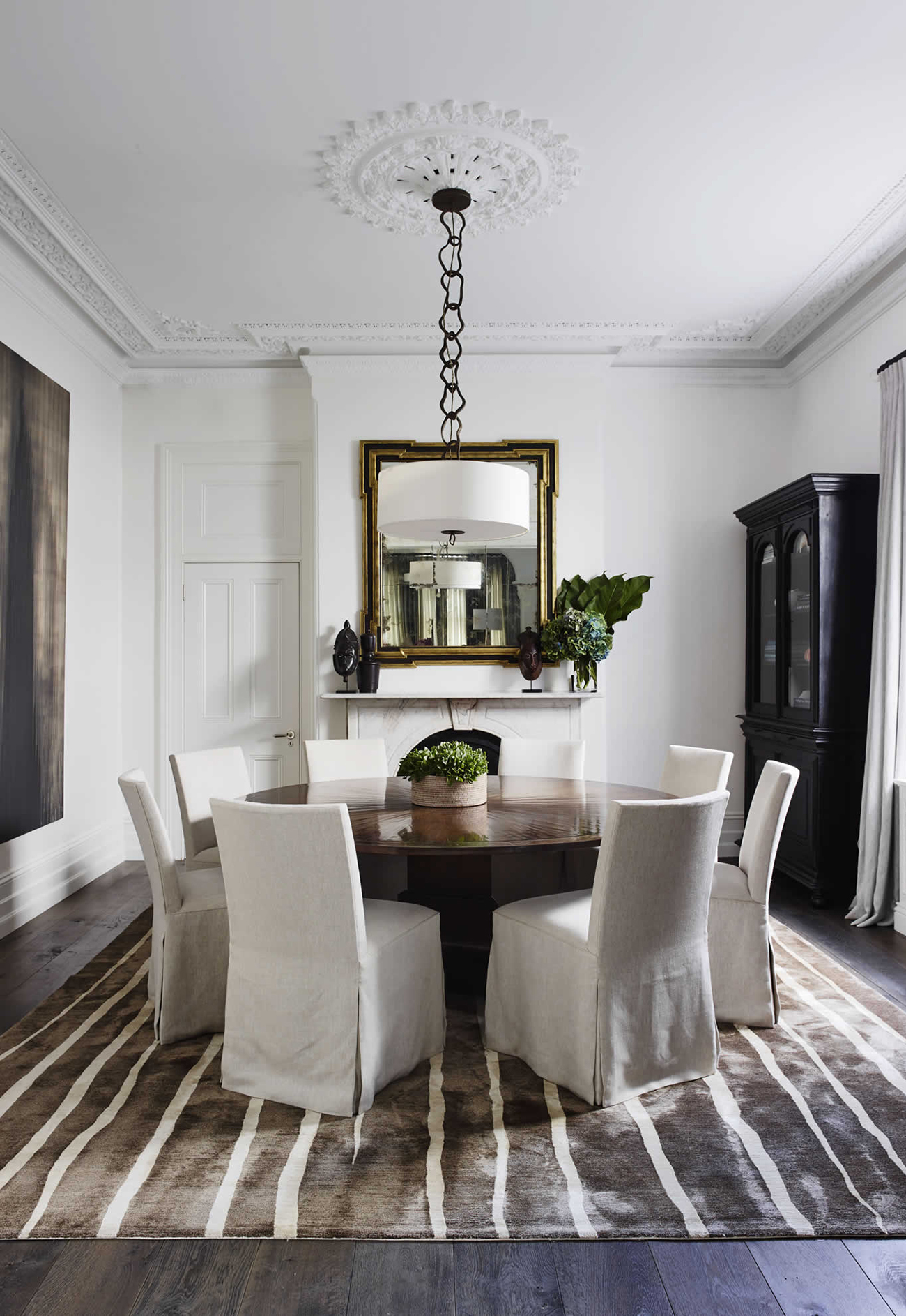 Refined Dining Room