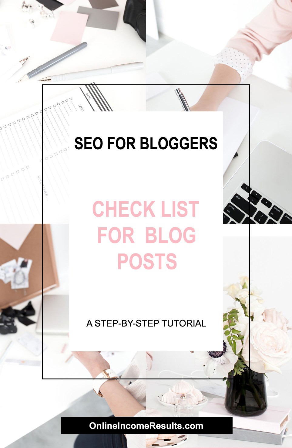 SEO for Bloggers