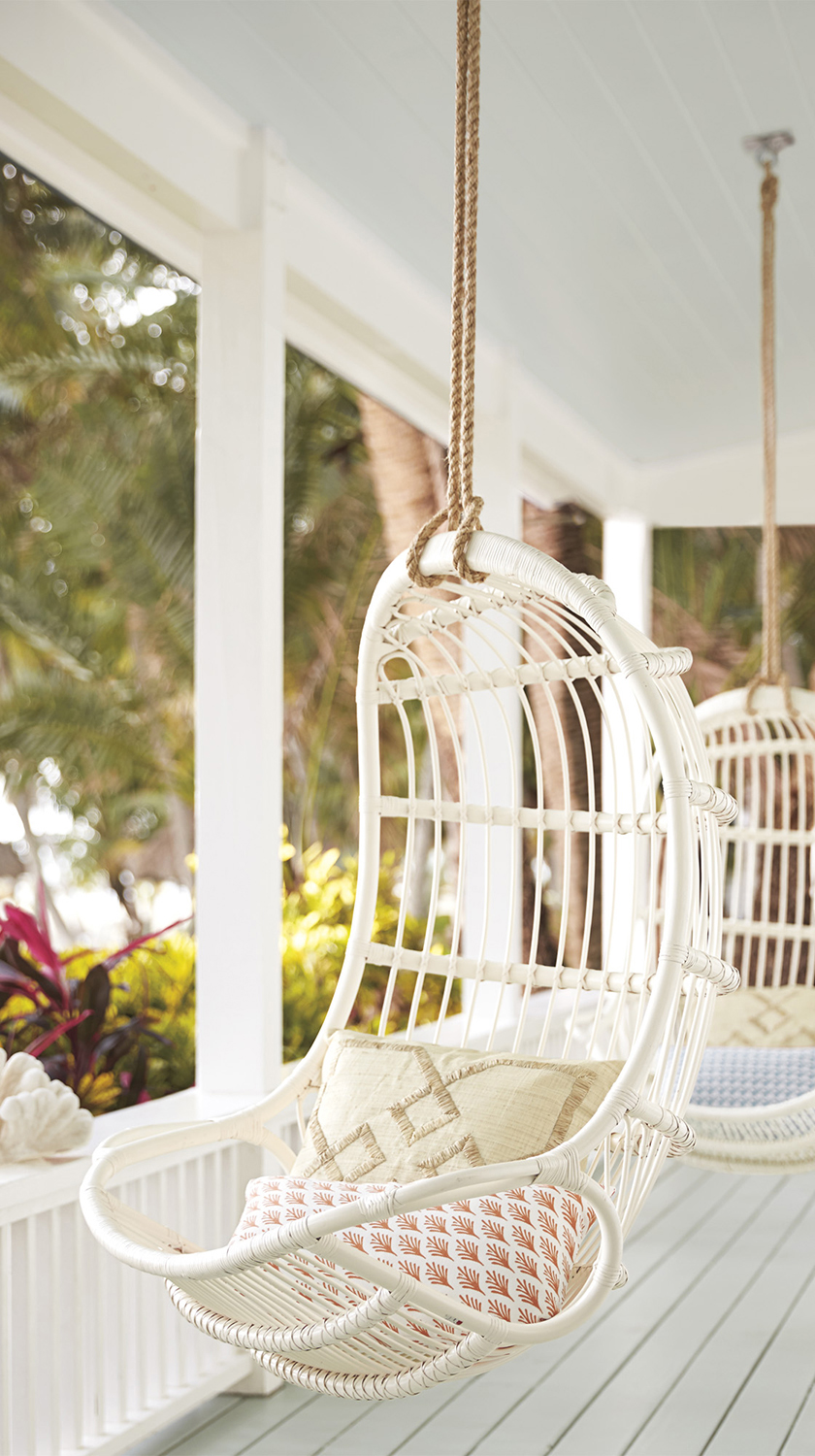 Outdoor Hanging Chairs