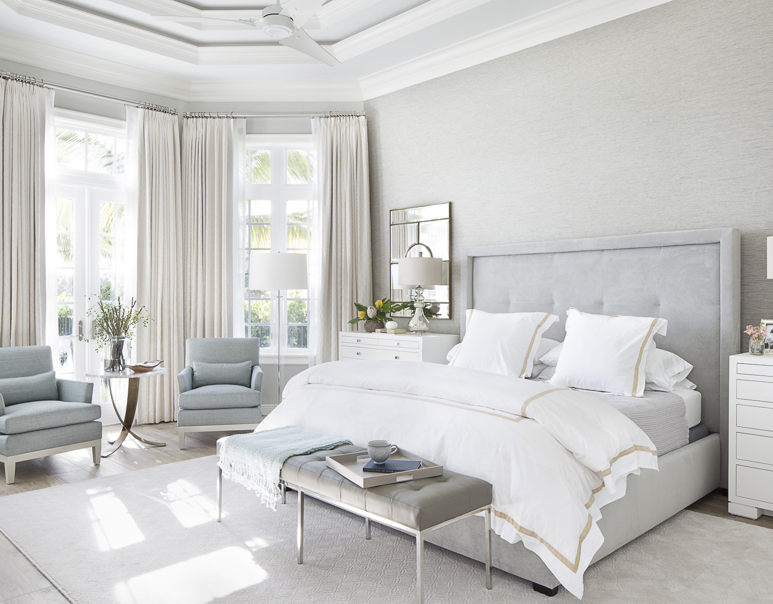 Serene Bedroom Design