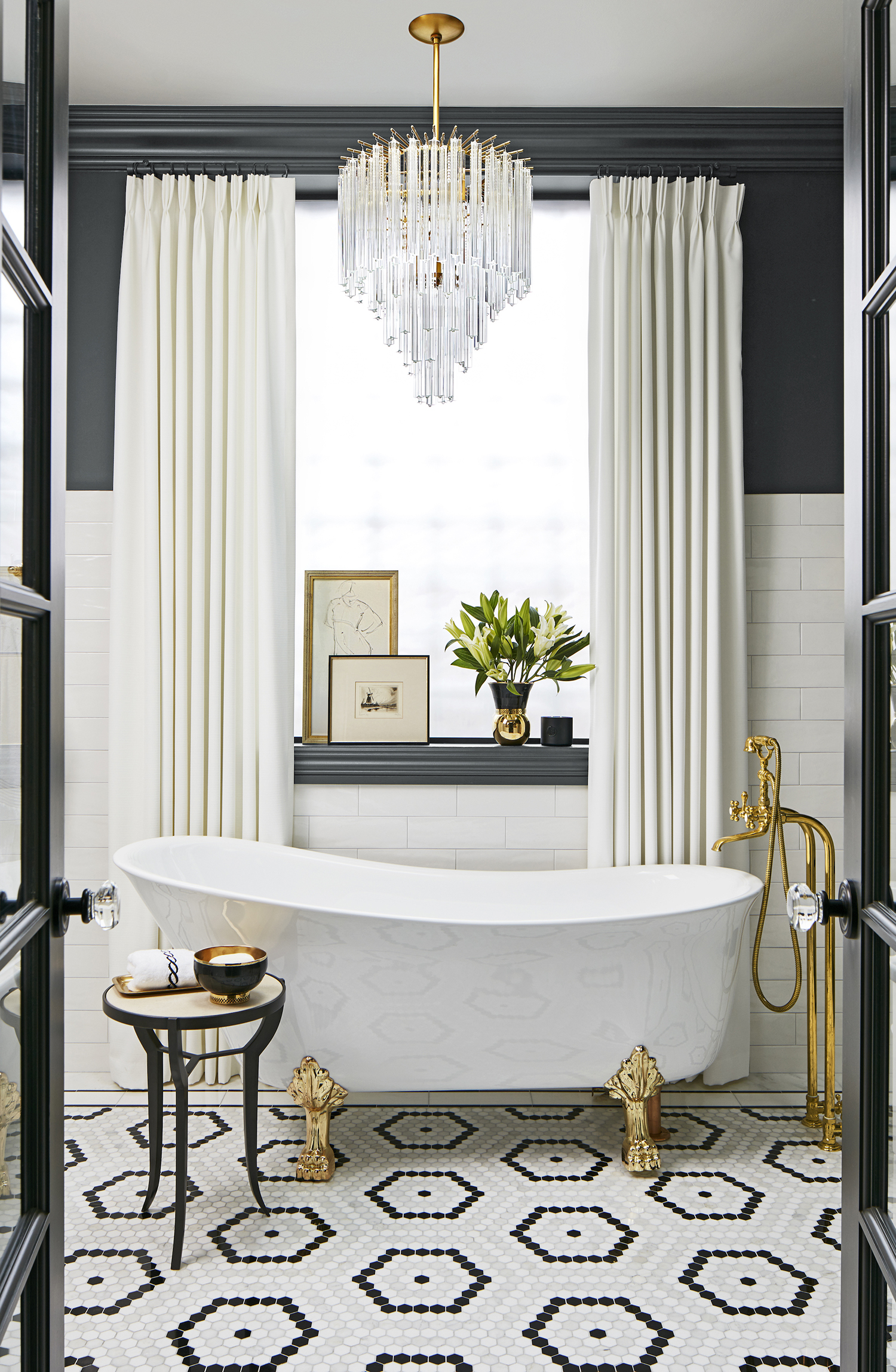 Sophisticated Bathroom Design