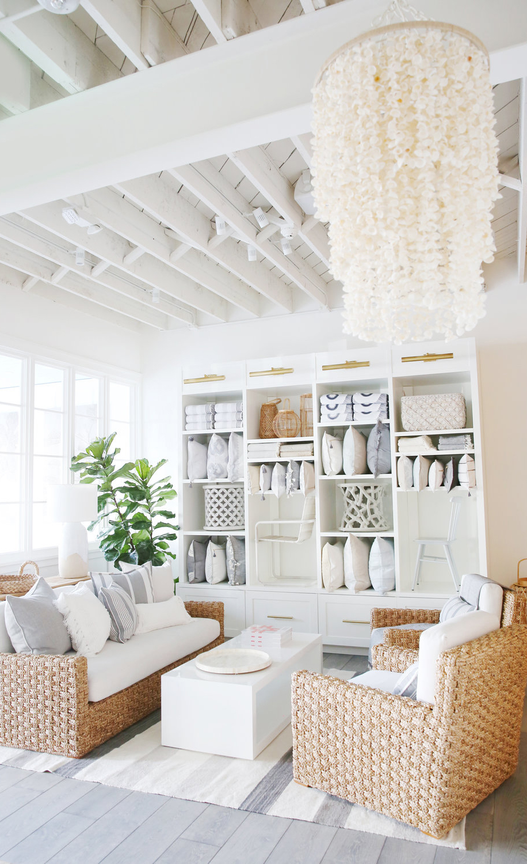 Beach Home Living Room