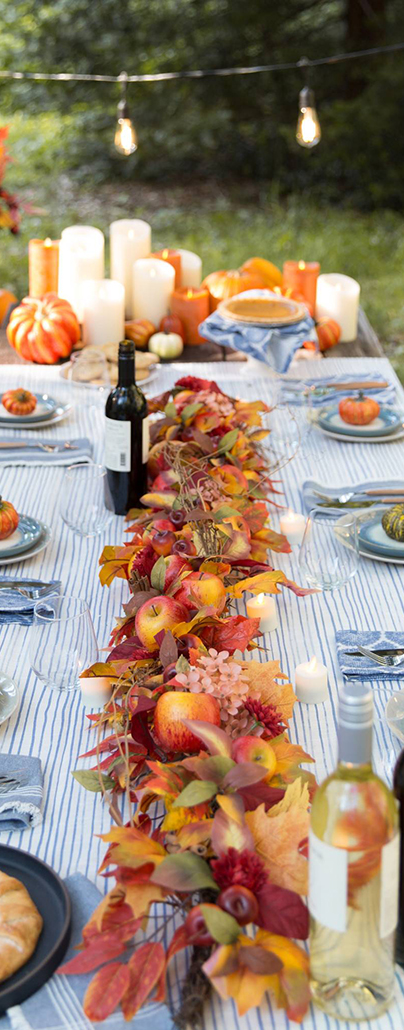 Apple Spice Fall Decor