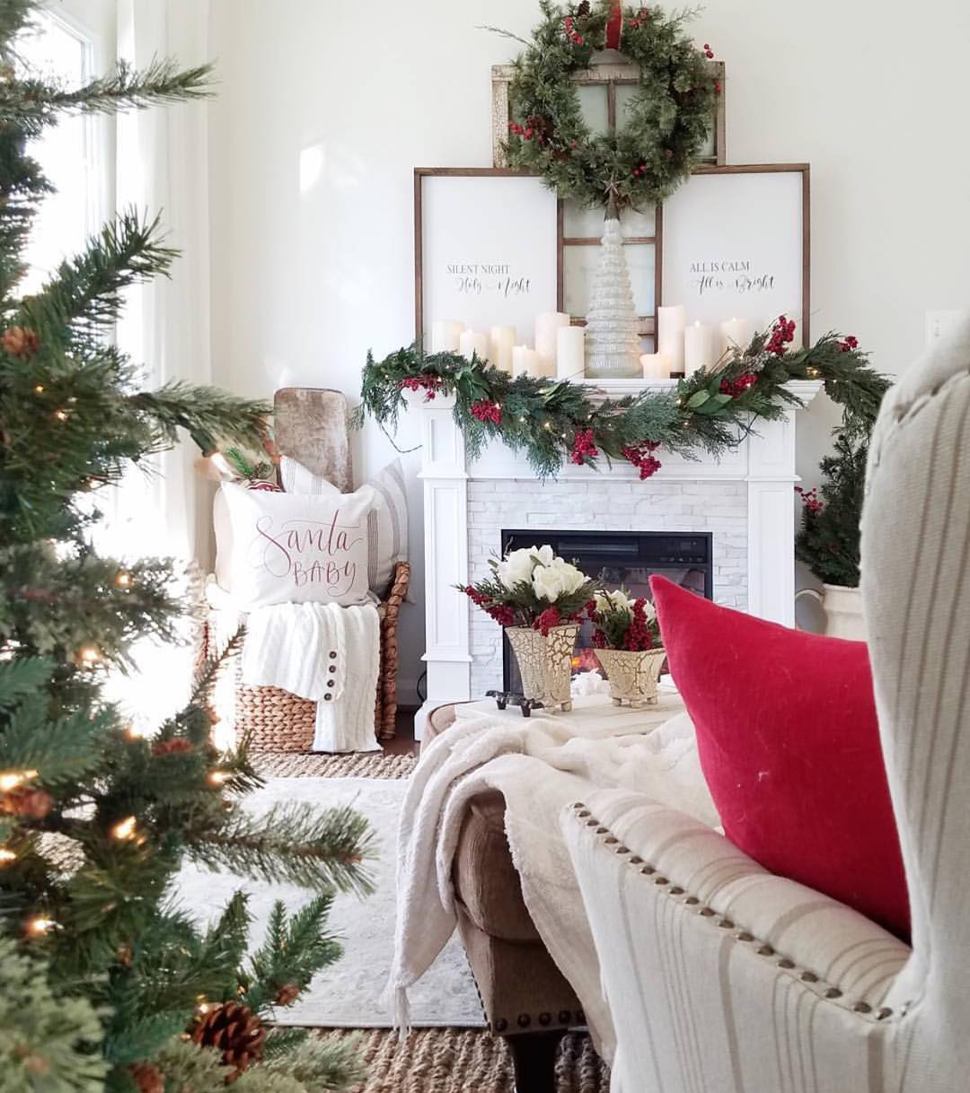 Traditional Christmas | Simply Inspired Design Co.