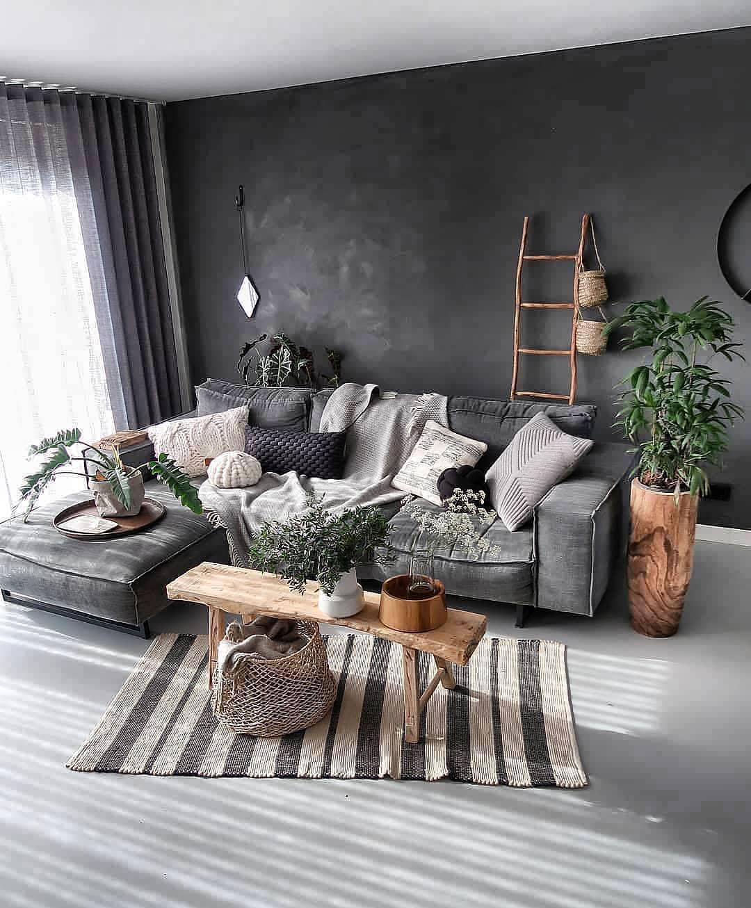Organic Living Room