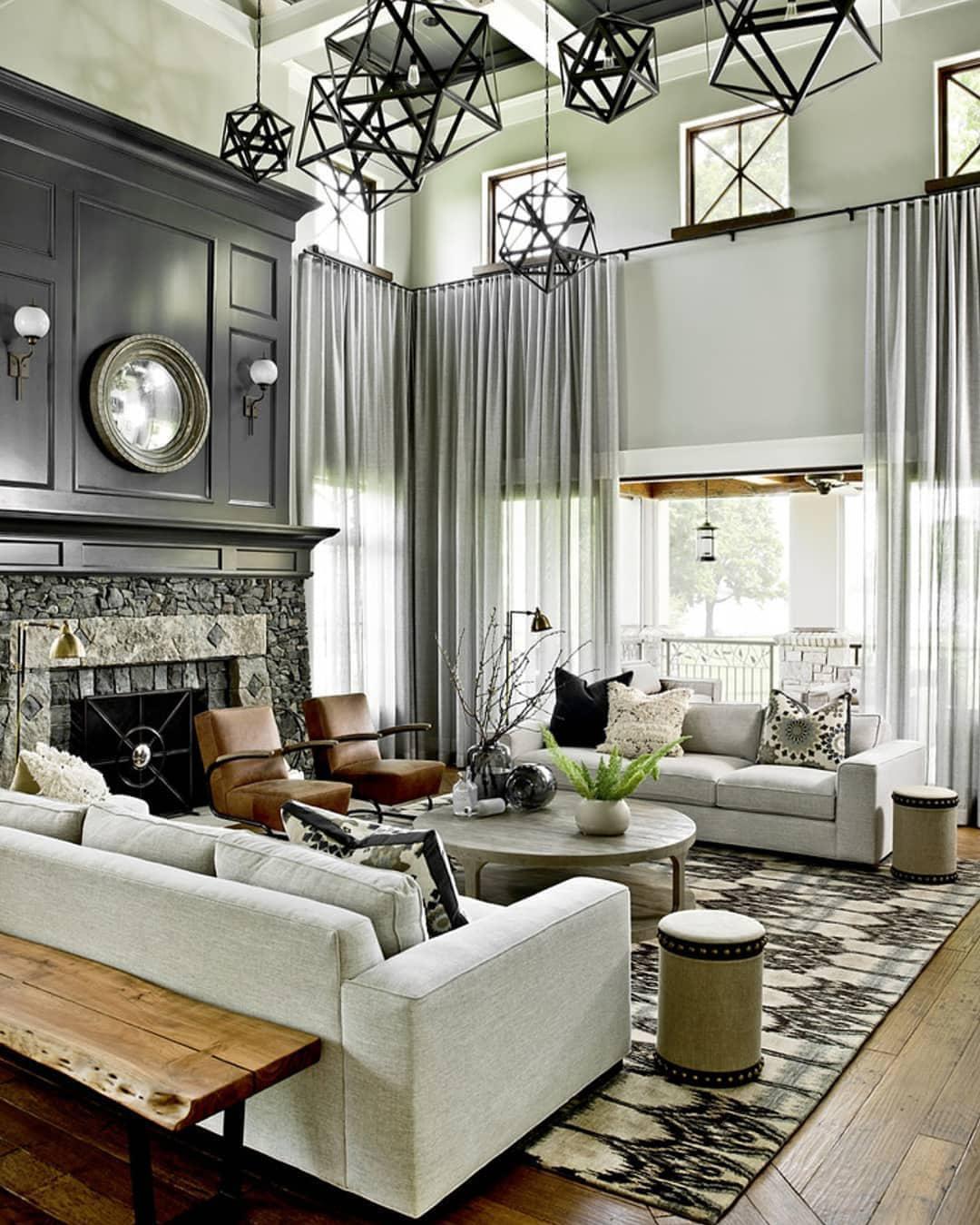 Project Interiors Living Room