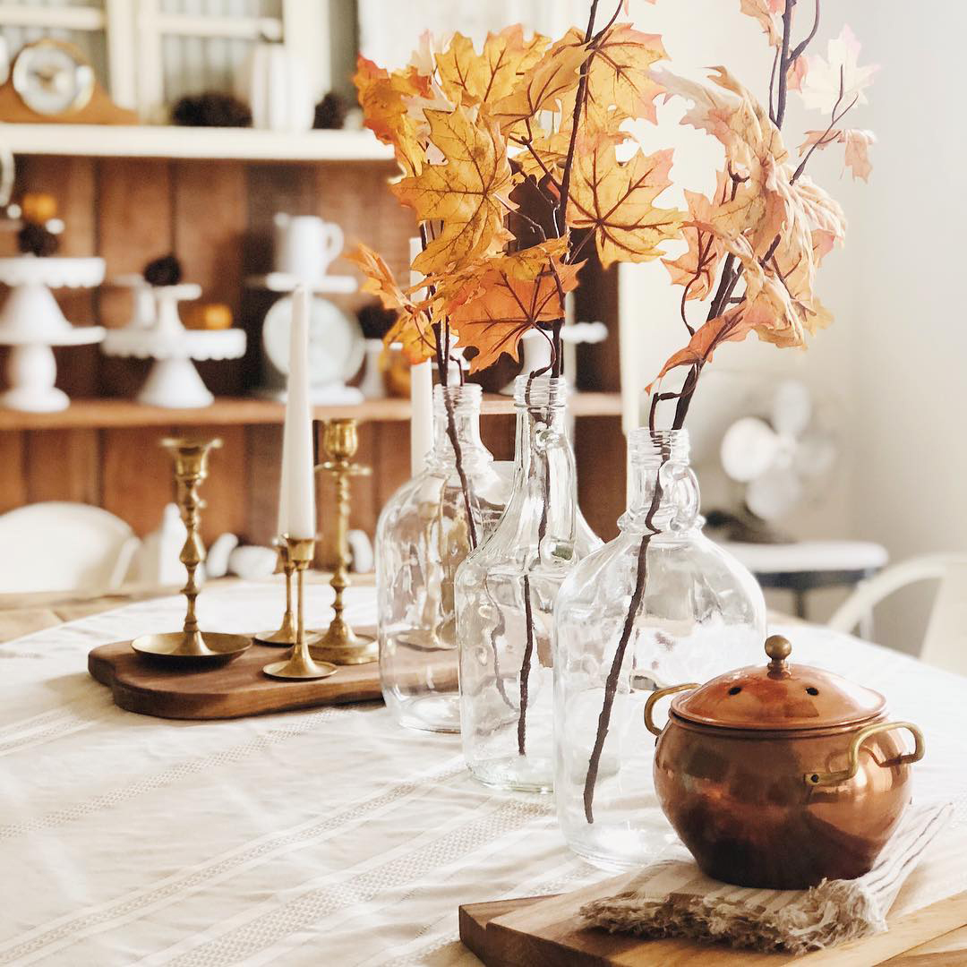 Fall Farmhouse Decorating Ideas