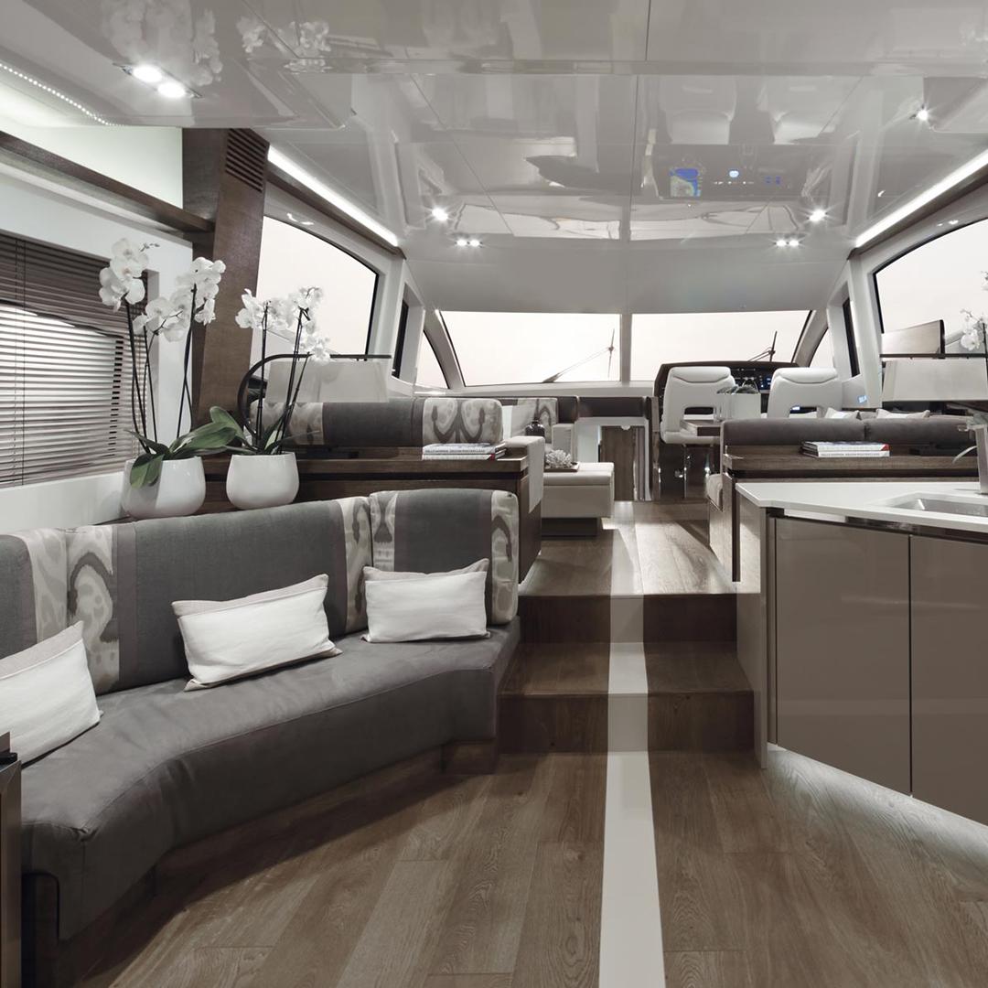 Kelly Hoppen Luxury Yacht