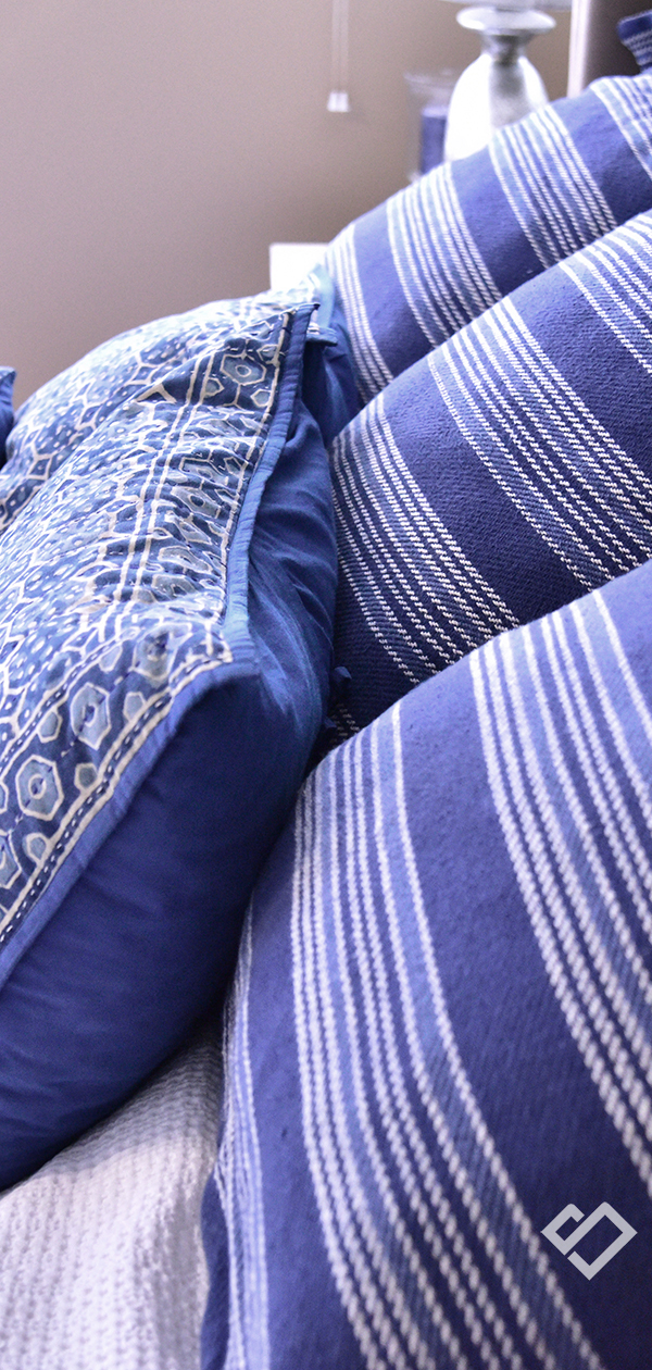 Coastal Throw Pillows | Designed by Tracy Svendsen | Buyer Select Blog