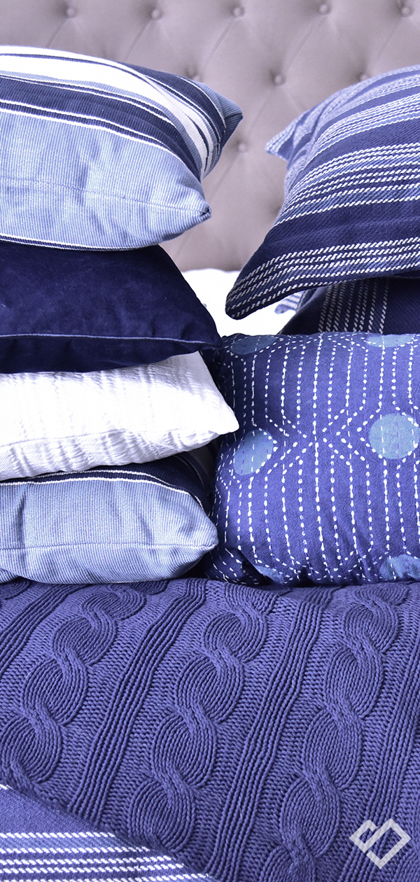 Coastal Throw Pillows | Designed by Tracy Svendsen | Buyer Select Blog