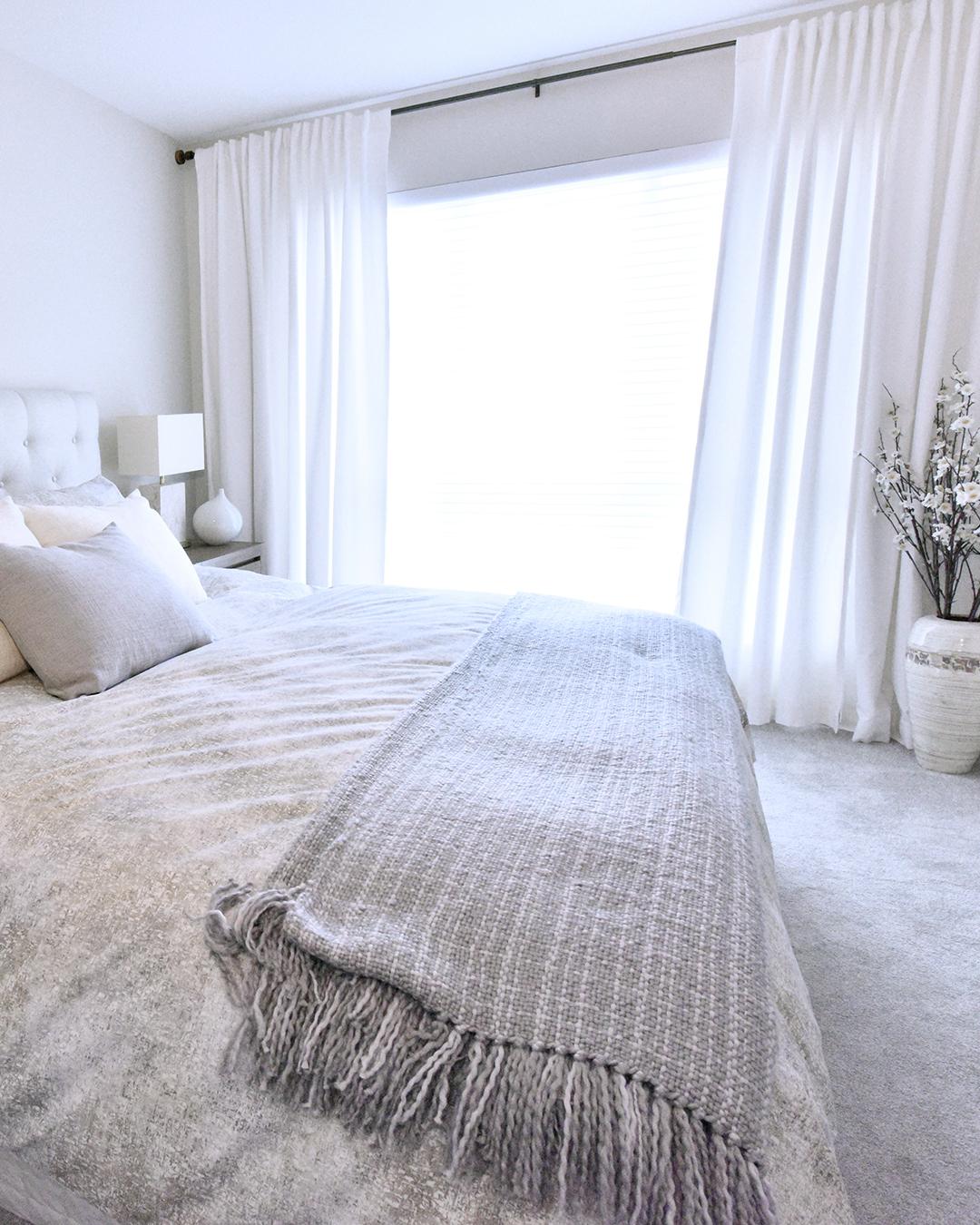 Small Bedroom Ideas | Designed By Tracy Svendsen