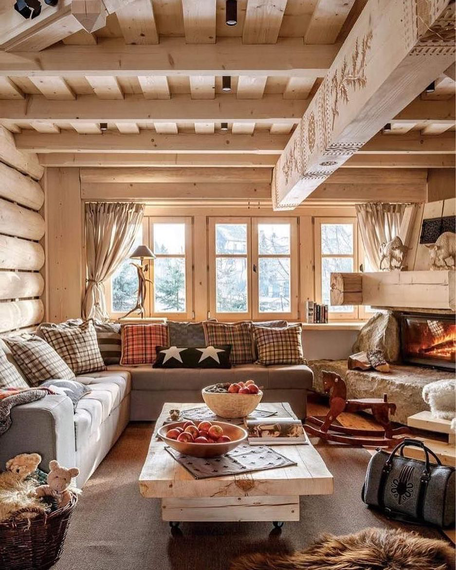 Beautiful Fall Living Room | Mr. Fashionist