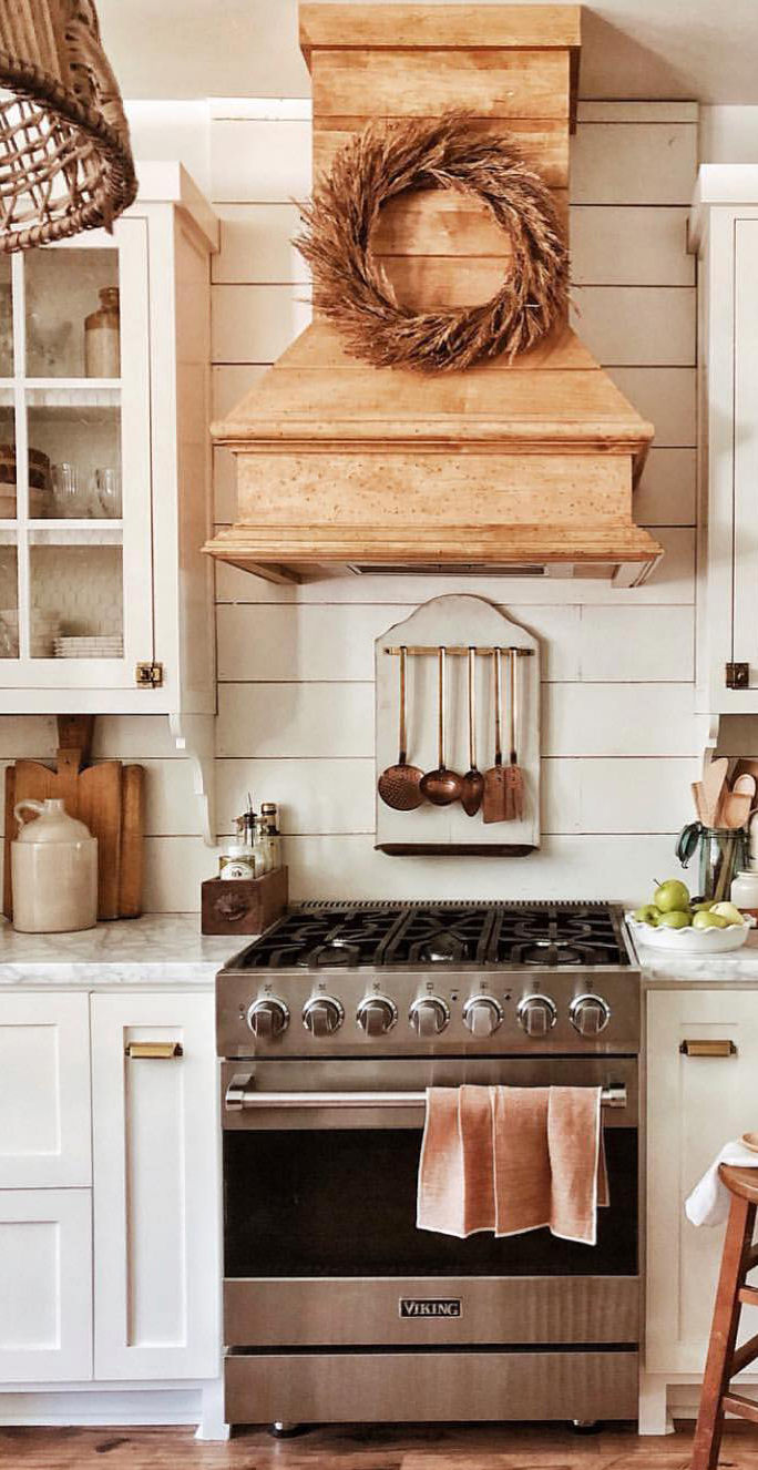 Fall Kitchen Decorating Ideas | Whitetail Farmhouse