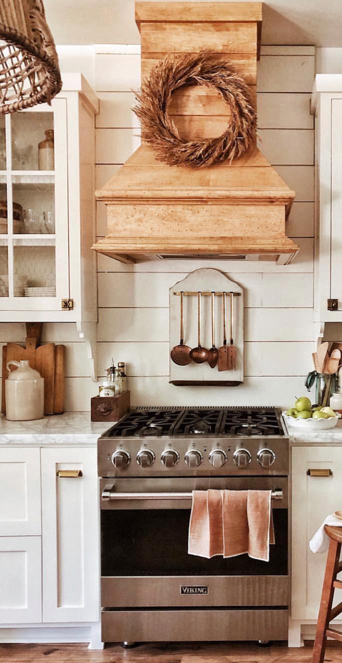Fall Kitchen Decorating Ideas | Whitetail Farmhouse