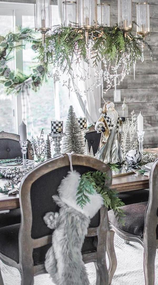 Rustic Christmas   House of 5 Blog