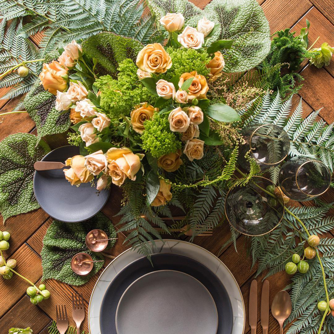 Fall Tablescape Ideas | Casa de Perrin