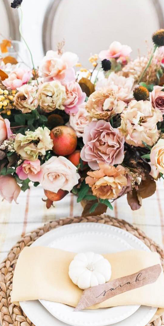 Fall Tablescape | Ashley Creative