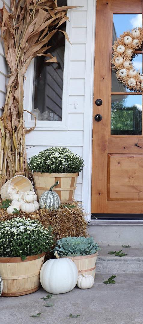 Fall Entranceway | Randi Lynn Blog