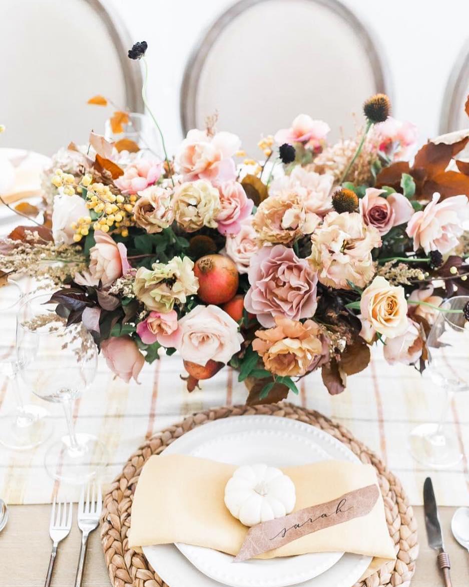 Fall Tablescape | Ashley Creative