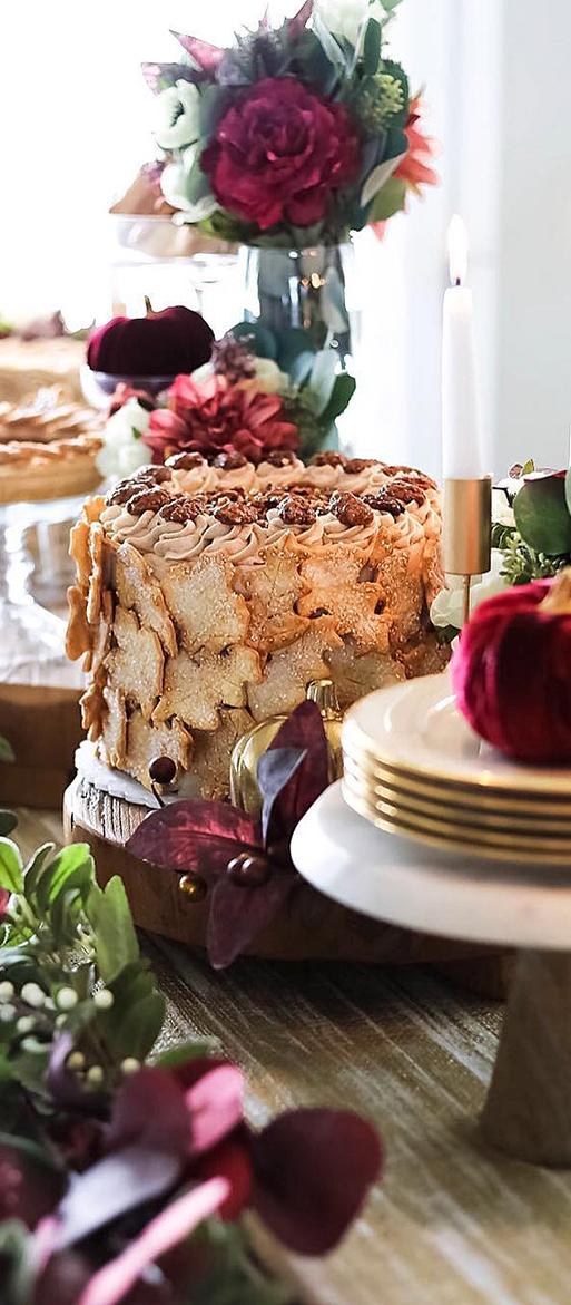 Thanksgiving Entertaining | Living Beautahfully Blog