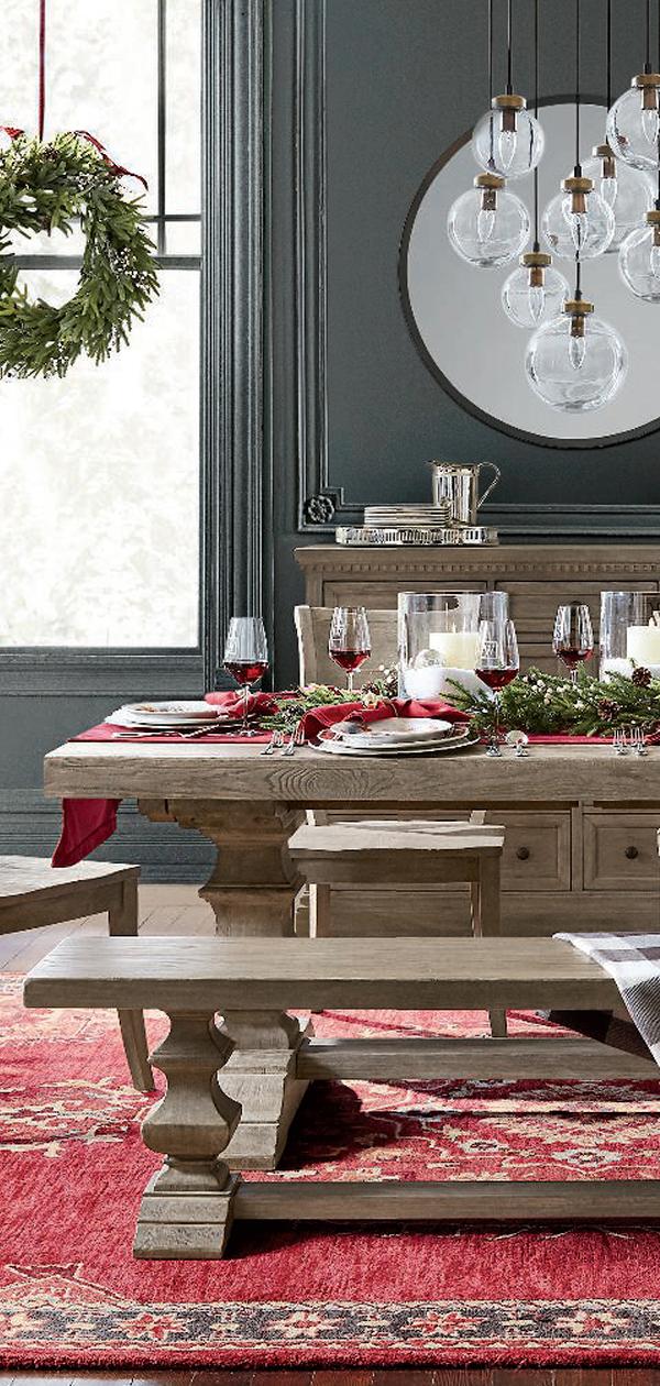 Christmas Dining Room Ideas