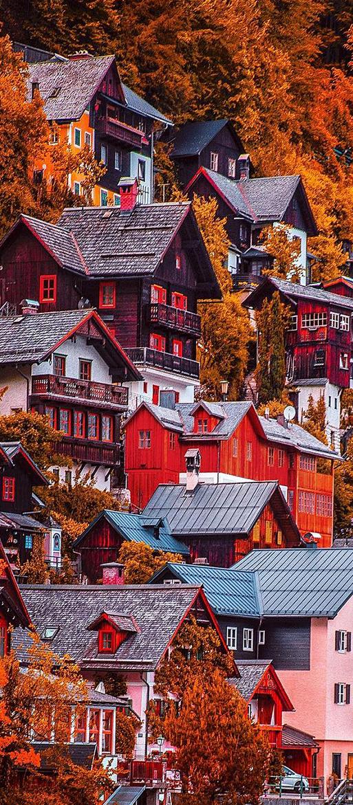 Fall in Austria | Kardinal Melon on Instagram