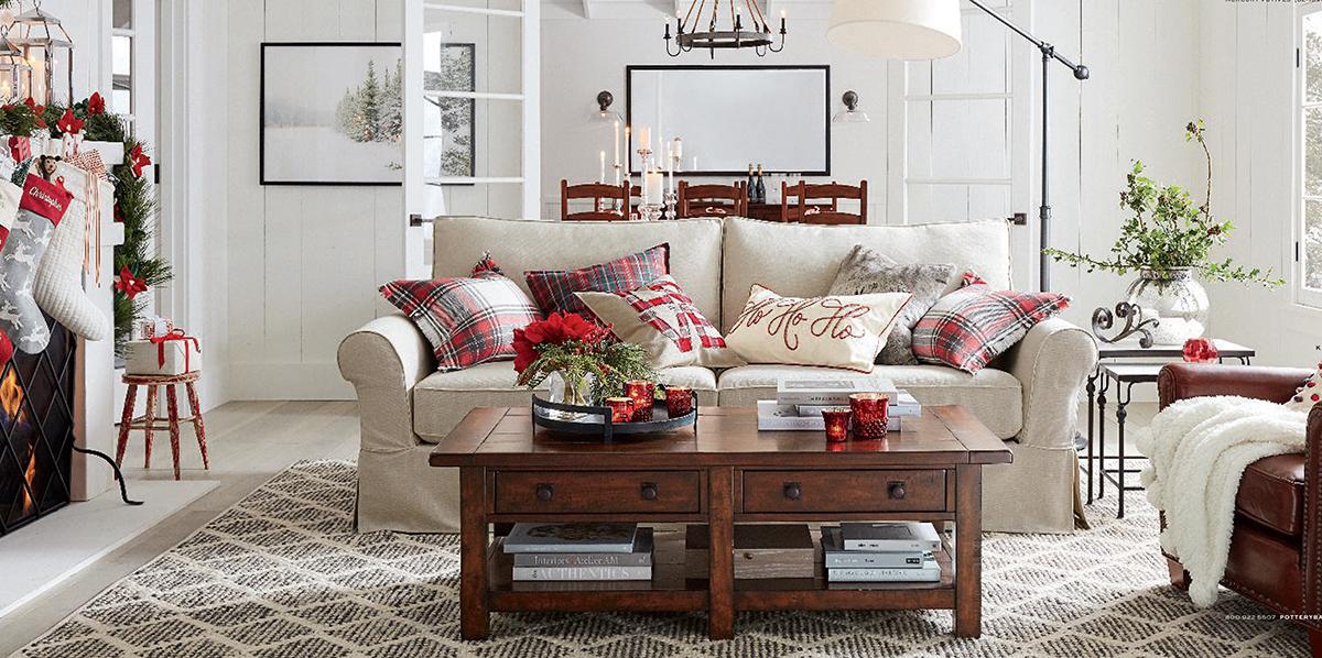Christmas Home Decor   Holiday Throw Pillows