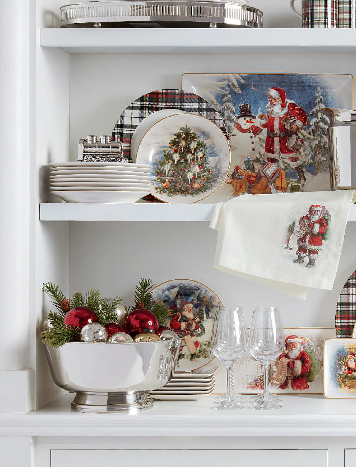 Christmas Tablescape Collection