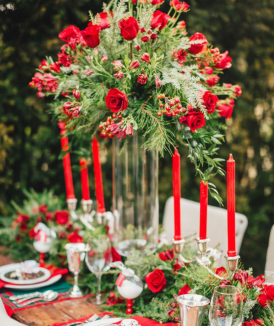 Christmas Tablescape Ideas   Buyer Select