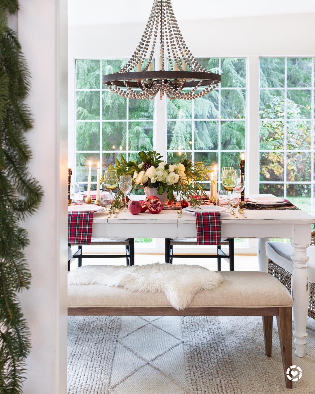 Christmas Tablescape Ideas   ZevyJoy Blog