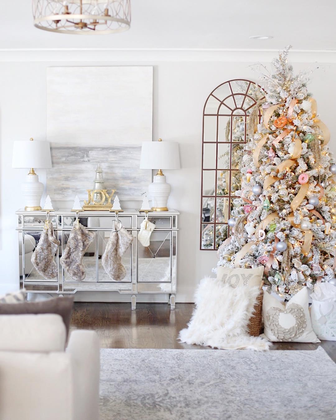Colorful Christmas Tree   Jaclyn Mari