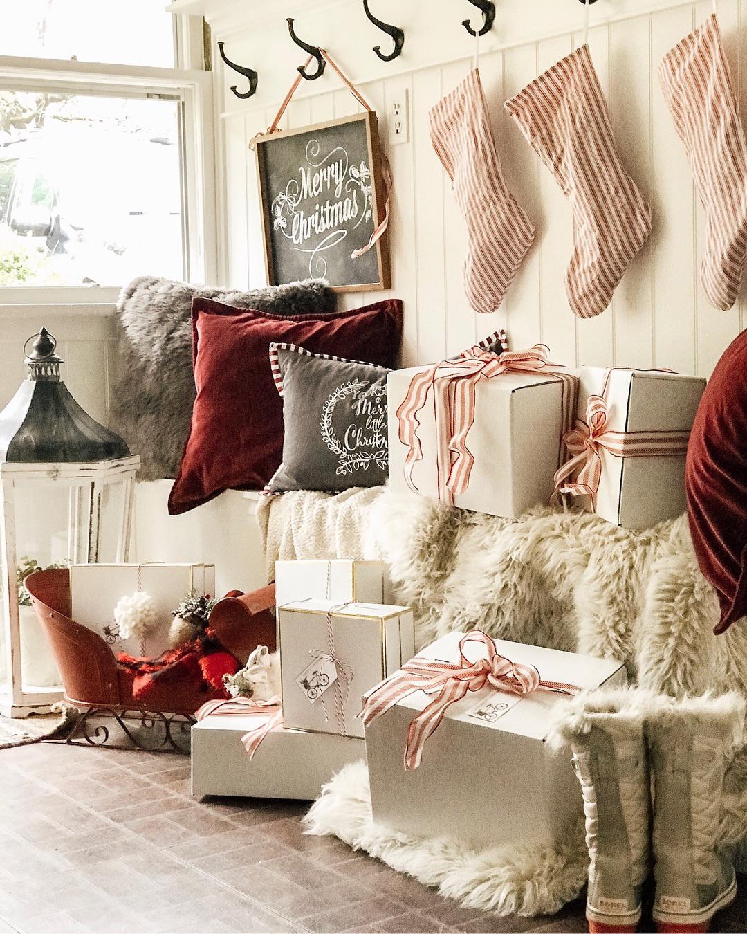 Country Christmas Ideas   Hallstrom Home