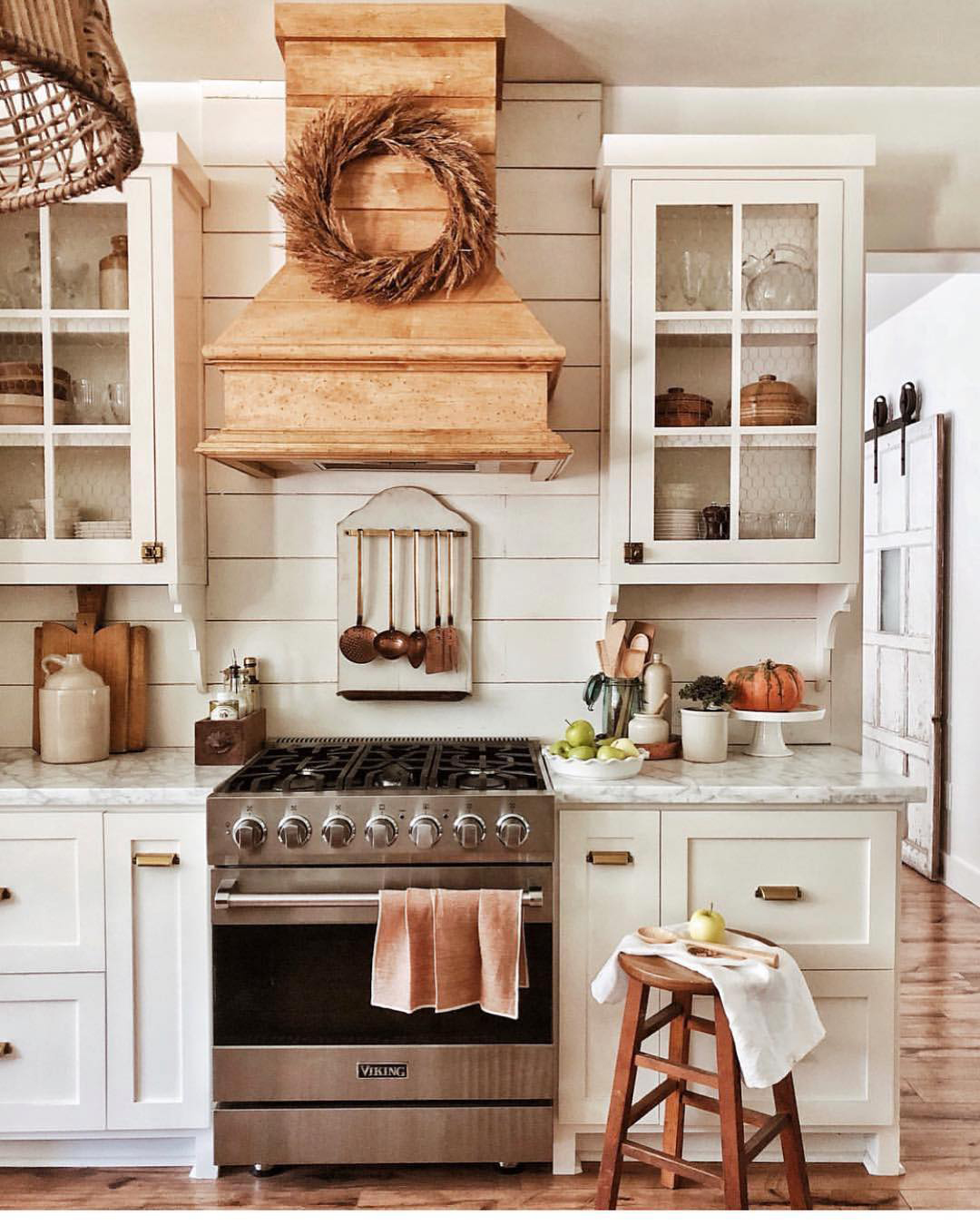 Fall Kitchen Decorating Ideas | The Design Twins