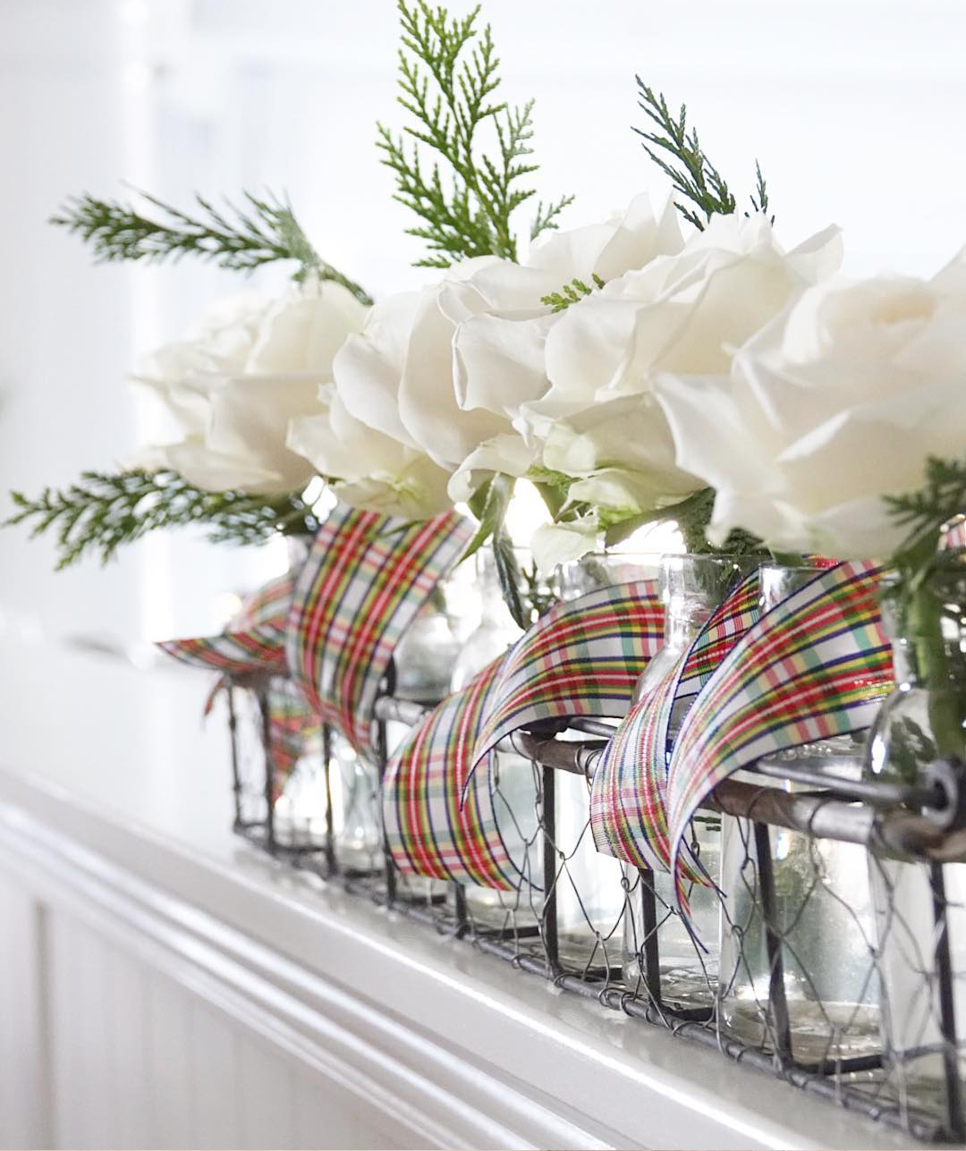 Festive Florals | Fig & Twigs